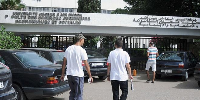 Etudiants bloqués à l'étranger: Les examens de fin d'année prévus en septembre