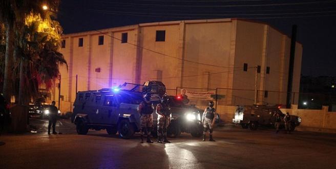 Amman : Fusillade à l'ambassade israélienne
