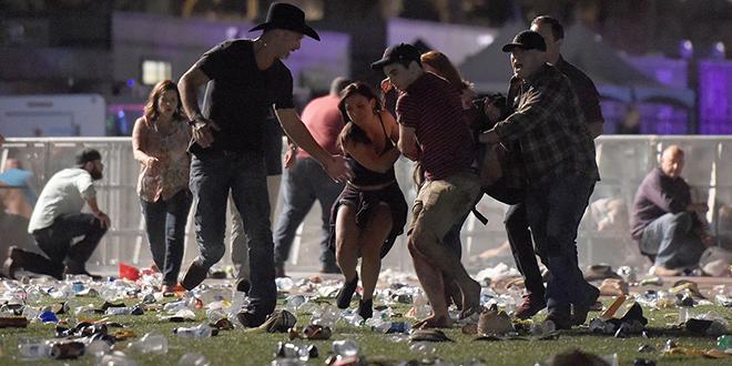 Fusillade de Las-Vegas : Le bilan s'alourdit