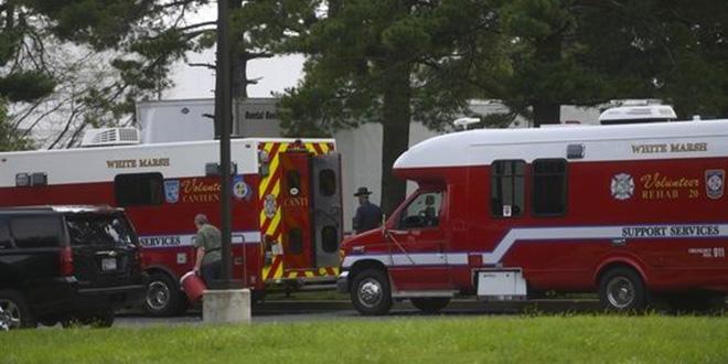 Fusillade du Maryland : des morts et plusieurs blessés