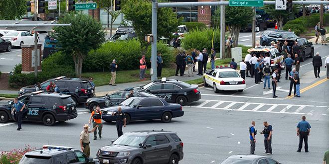 USA: Une fusillade dans un journal au Maryland