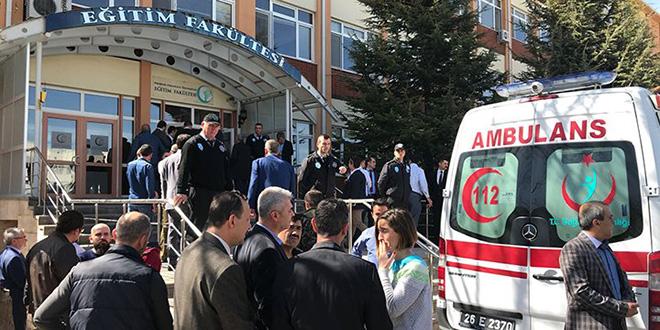 Fusillade dans une université turque