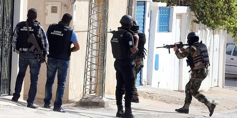 Tunisie-Covid19: Un terroriste voulait contaminer les forces de sécurité