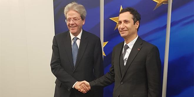 Maroc-UE: Benchaâboun demande l'assouplissement des règles d'origine applicables aux produits stratégiques