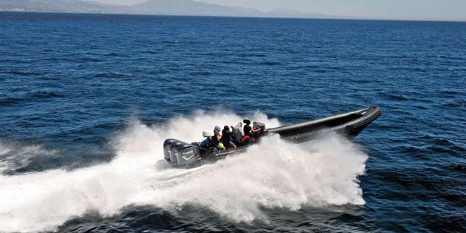 Saisie de plus de 300 Kg de Chira à bord d'un Go-fast