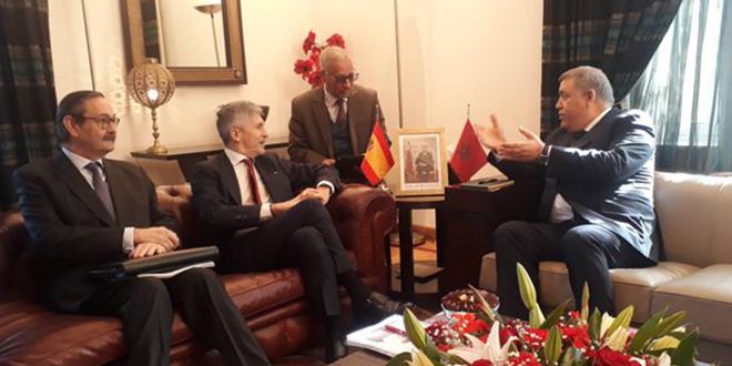 Sécurité, terrorisme et migrations: Madrid salue la coopération de Rabat