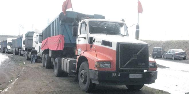 Transport: Les routiers annulent leur grève