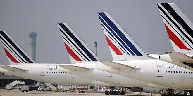 Perturbation du trafic aérien en France