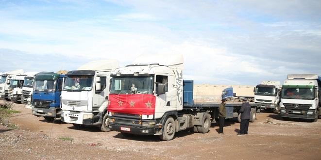 Grève des transporteurs : Amara légalise la surcharge