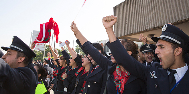 RAM : Mouvement de grève du personnel naviguant