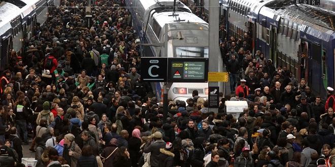La SNCF dans le dur au 1er semestre