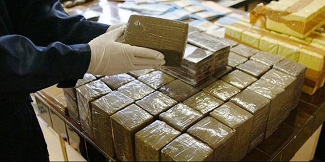 Trafic international de drogue: Grosse saisie à Nador