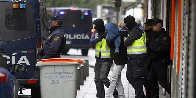 Terrorisme : Vague d'arrestations en Europe