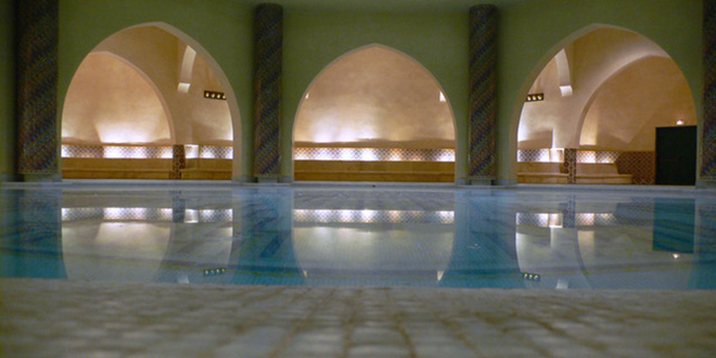 Mosquée Hassan II: Les hammams ouverts au public