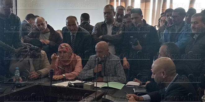 Un nouveau président pour la commune de Harhoura
