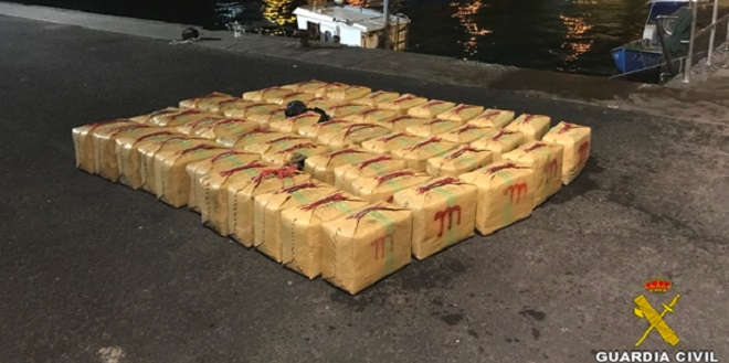Trafic de drogue : Un réseau maroco-espagnol démantelé à Tenerife