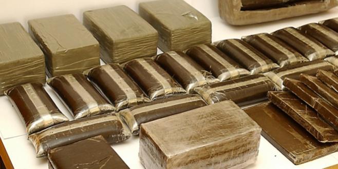 Tanger Med : 2 tonnes de drogue saisies