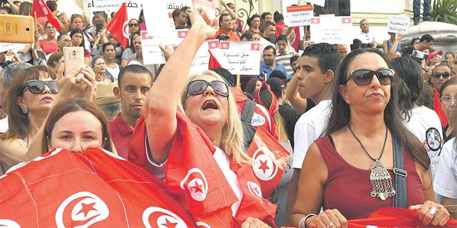 Tunisie: désistement des candidats à la présidentielle