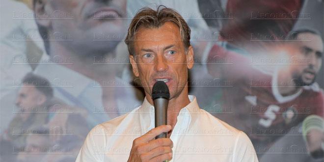 Hervé Renard officialise son départ