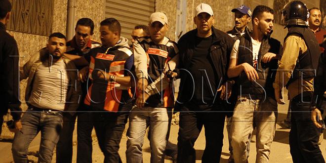 Al Hoceima : Les suspects en détention préventive