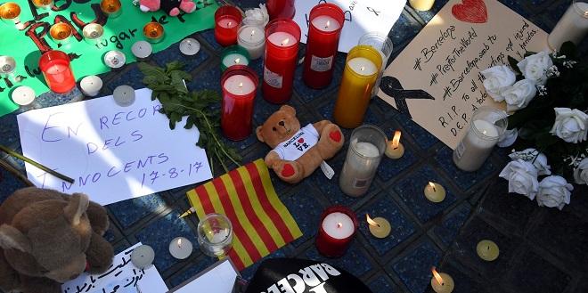 Tanger : Hommage aux victimes de Barcelone