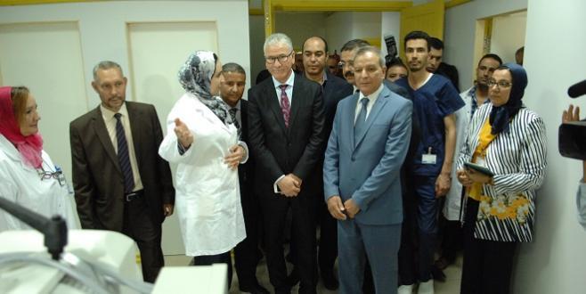 "Azrou: L'hôpital du ""20 août"" opérationnel"