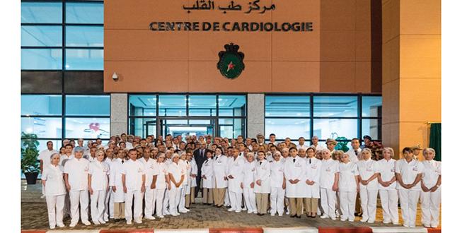 Rabat : L'hôpital militaire se dote d'un nouveau centre de cardiologie