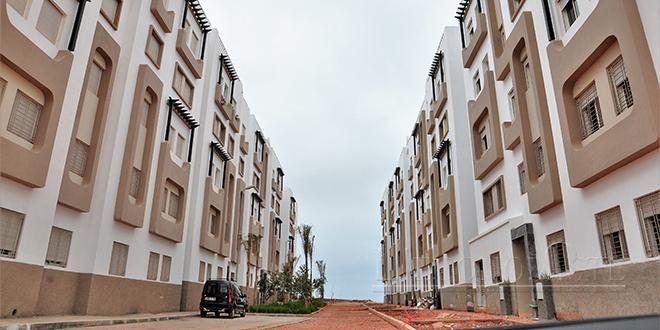 Le référentiel immobilier suspendu