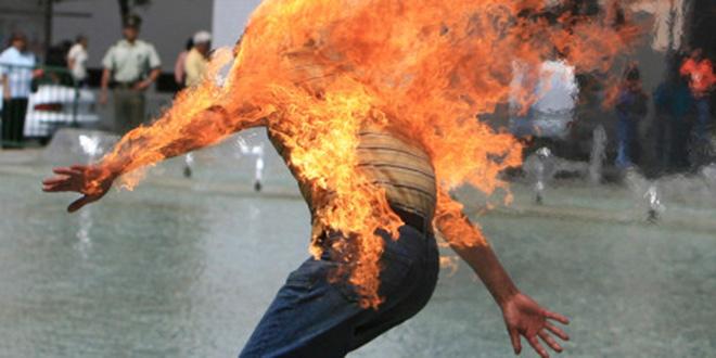 Un individu s'immole par le feu à Tan-Tan
