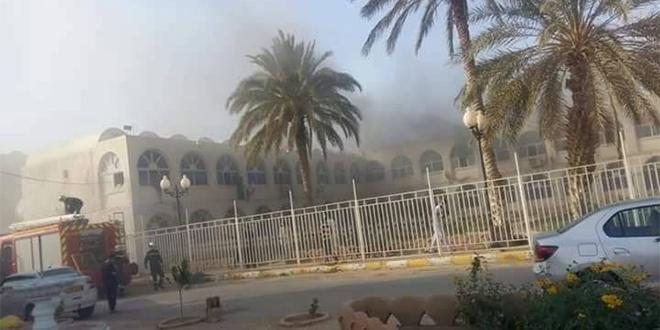 Algérie: 8 nourrissons périssent dans un incendie