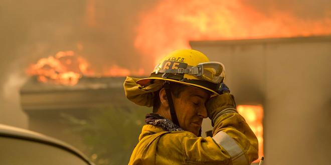 Californie: Au moins 59 morts dans les incendies