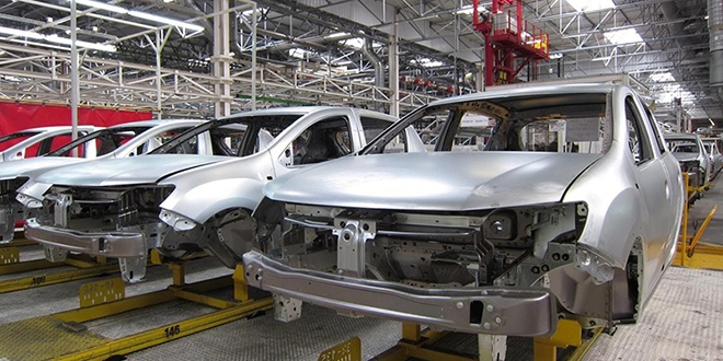 La BERD finance le secteur automobile — Maroc