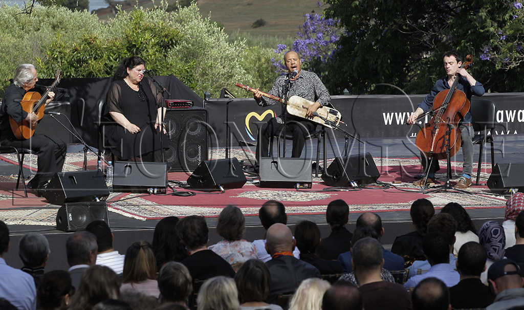 Ines Bacán et Majid Bekkas - Espagne