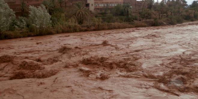 Tata: 200 victimes des inondations hébergées dans des centres
