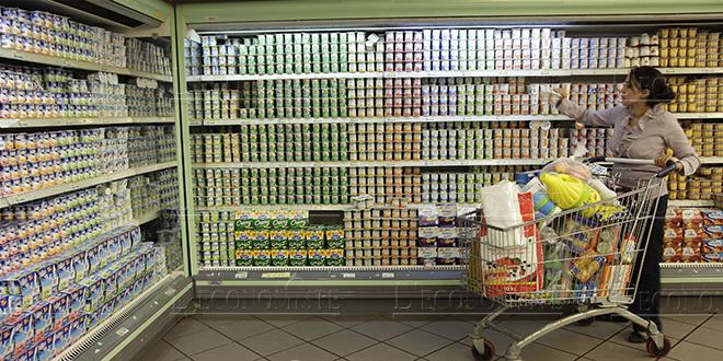 Légère baisse de l'indice des prix des produits alimentaires