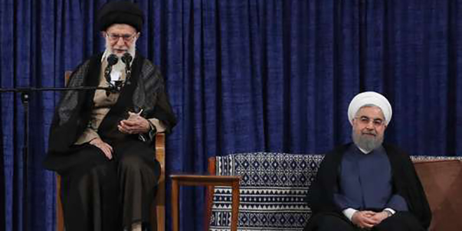 Iran : investiture présidentielle