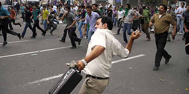 Iran : Le lourd bilan des manifestations