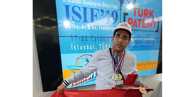 Innovation: L'EMSI primée en Turquie