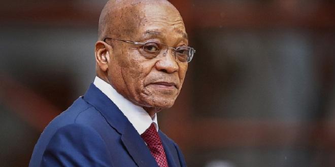 Afrique du Sud : Zuma jette l'éponge