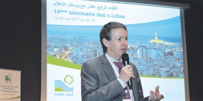 Jean Pascal Darriet, nouveau président de la CFCIM