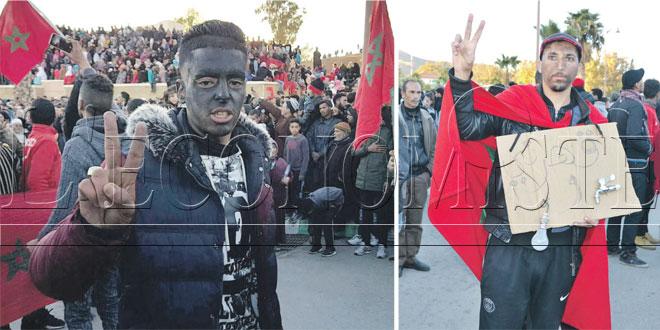 Jerada : La marche tolérée le sit-in interdit