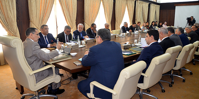 En Conseil de gouvernement