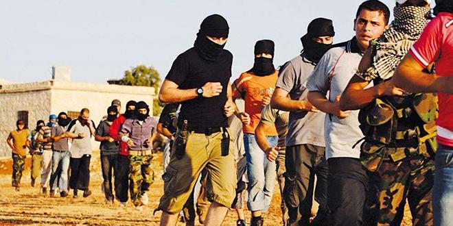 Syrie : Une centaine de jihadistes français arrêtés