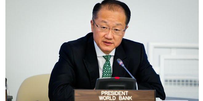 Le président de la Banque mondiale annonce sa démission