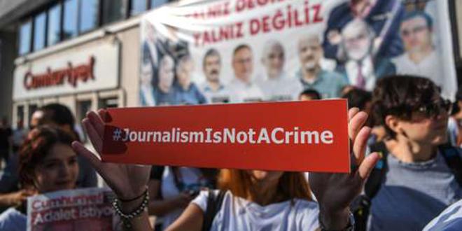 Turquie : La presse pas au bout de ses peines