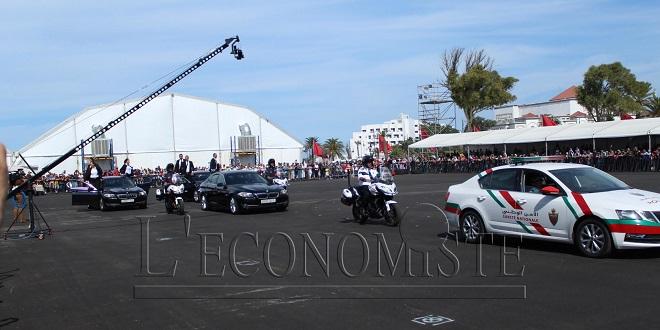 Police: Journées portes ouvertes à Tanger