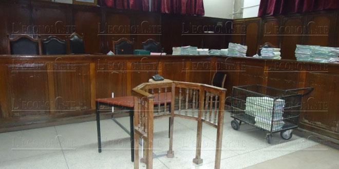 COVID-19: La justice en arrêt dès aujourd'hui