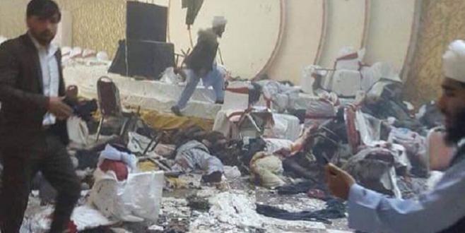 Bain de sang à Kaboul