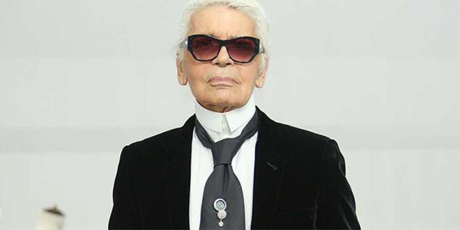 Karl Lagerfeld est mort