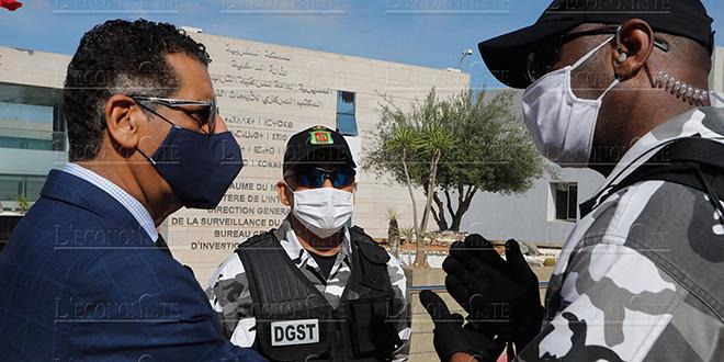 """Abdelhak Khiame: « la vigilance des services sécuritaires a épargné au Maroc un """"bain de sang"""" »"""